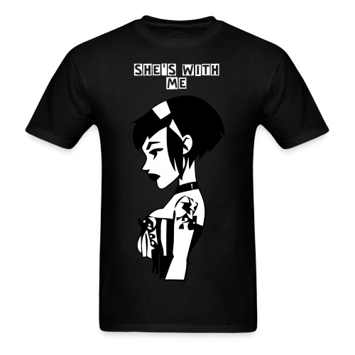 the kind of girl you like - Men's T-Shirt