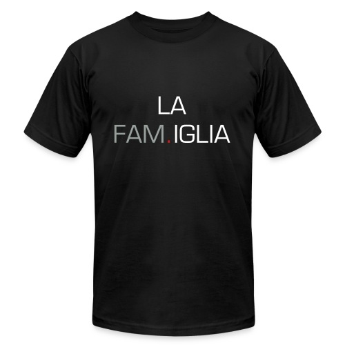 LA FAM. T (100% Cotton) - Men's  Jersey T-Shirt