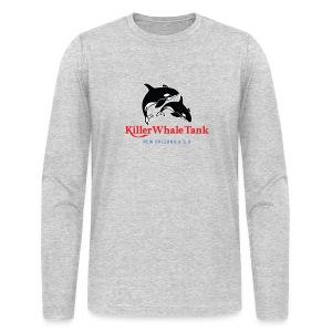 'Killer Whale Tank' Long-Sleeve - Men's Long Sleeve T-Shirt by Next Level