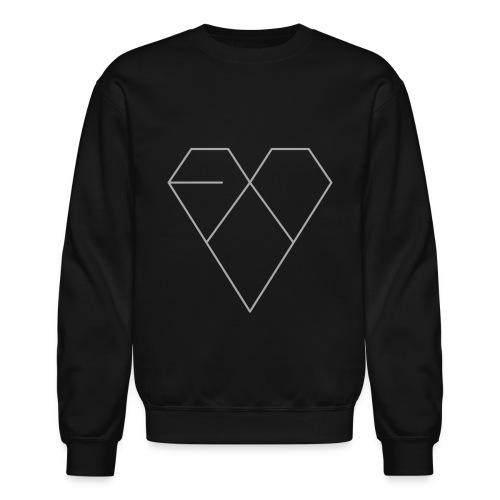 EXO heart - Crewneck Sweatshirt