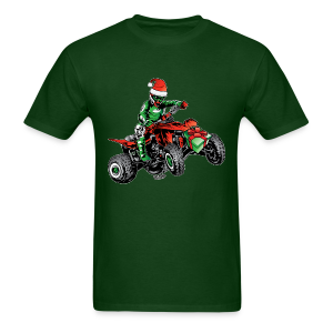 Holiday Quad - Men's T-Shirt