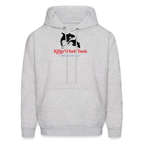 'Killer Whale Tank' Hoodie - Men's Hoodie
