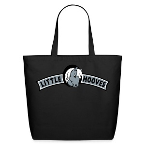 Little Hooves Carriage Horse Bag - Eco-Friendly Cotton Tote