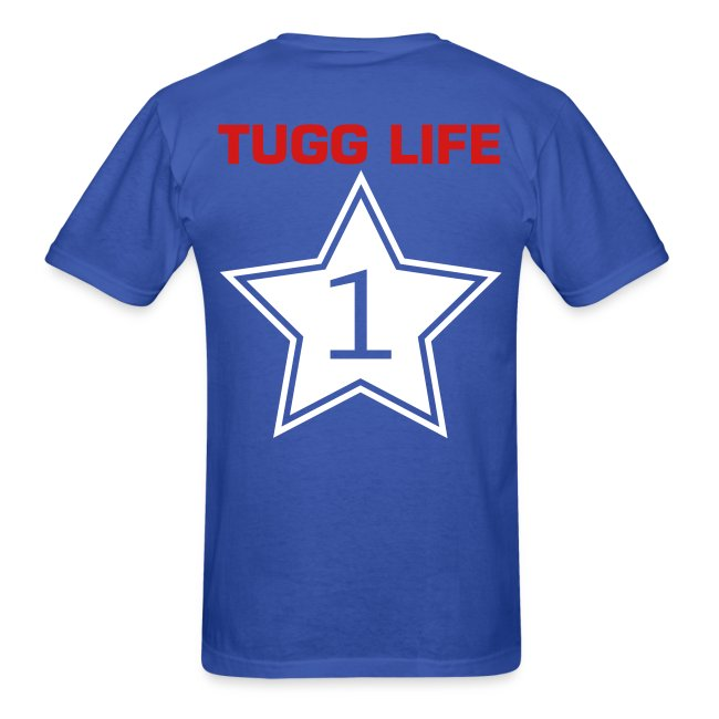 """Unisex WMD Limited Edition Classic-cut shirt """"Tugg Life"""" 