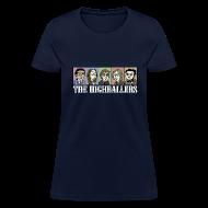 Women's T-Shirts ~ Women's T-Shirt ~ The Highballers King of the Plains T-Shirt (Ladies)