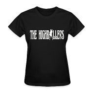 Women's T-Shirts ~ Women's T-Shirt ~ The Highballers