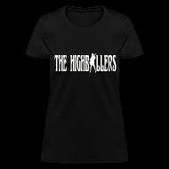Women's T-Shirts ~ Women's T-Shirt ~ The Highballers