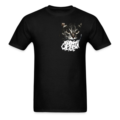 TDWR Cats Are Metal /Mens - Men's T-Shirt