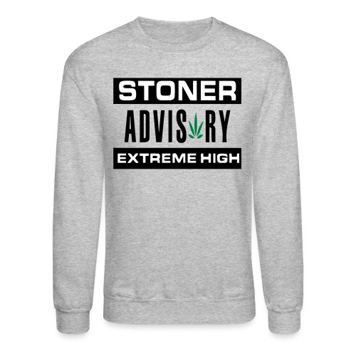 STONER ADVISORY - Crewneck Sweatshirt