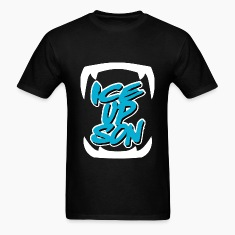 ice up son - cat T-Shirts