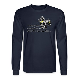 Dualsport - on my list 2 / Longsleeve UNISEX - Men's Long Sleeve T-Shirt