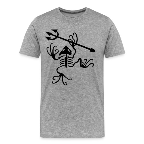 ST-3 Frog - Men's Premium T-Shirt