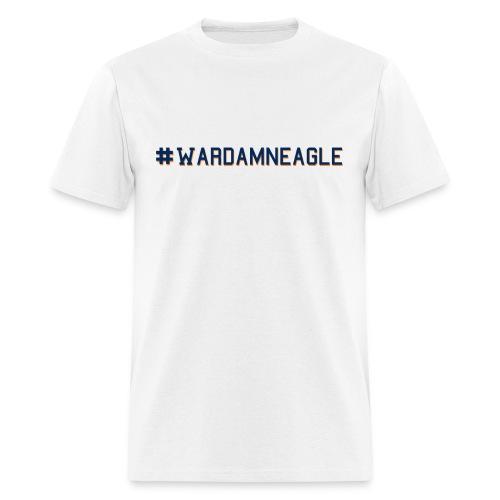 #Hashtag War Damn Eagle - Men's T-Shirt