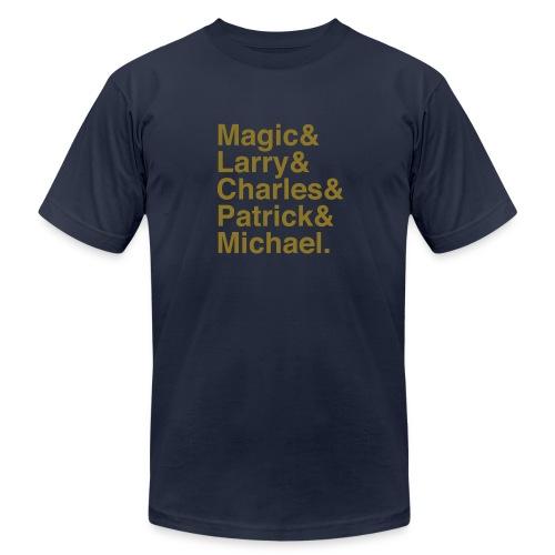 DA890 - Men's Fine Jersey T-Shirt