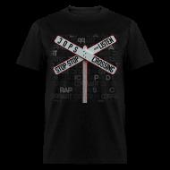 T-Shirts ~ Men's T-Shirt ~ Model Mutiny