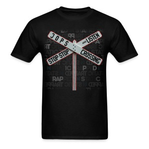 Model Mutiny - Men's T-Shirt