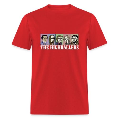 The Highballers King of the Plains T-Shirt (Mens) - Men's T-Shirt