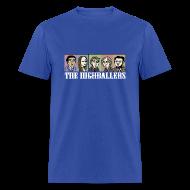T-Shirts ~ Men's T-Shirt ~ The Highballers King of the Plains T-Shirt (Mens)