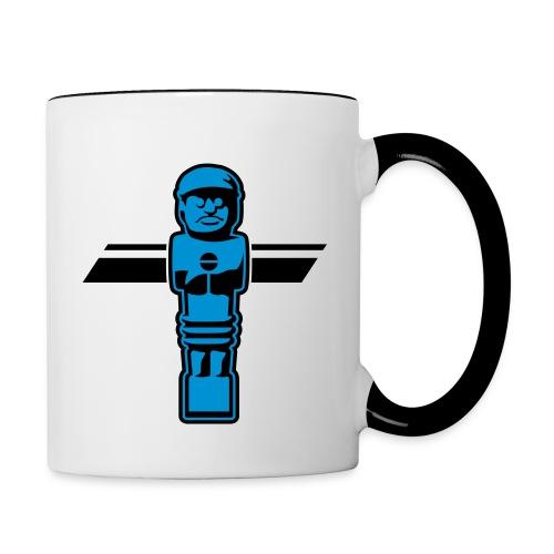 Foosball-Cup - Contrast Coffee Mug