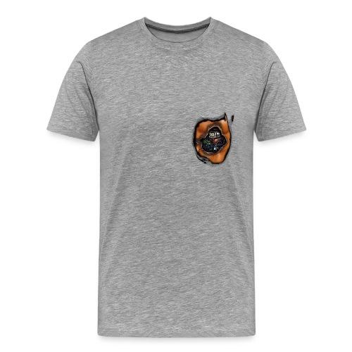 Gamer's Heart T-Shirt - Men's Premium T-Shirt