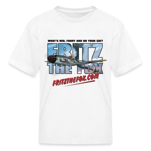 Fritz the Fox Jr. - Kids' T-Shirt