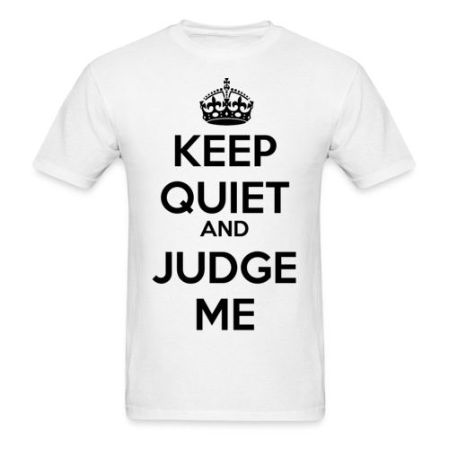 judge - Men's T-Shirt