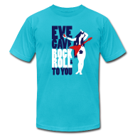 T-Shirts ~ Men's T-Shirt by American Apparel ~ [eve]