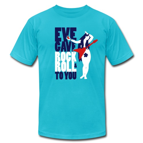 [eve] - Men's T-Shirt by American Apparel