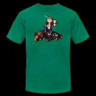T-Shirts ~ Men's T-Shirt by American Apparel ~ Hunger Games Song T-Shirt by American Apparel (M)