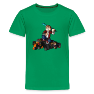 Kids' Shirts ~ Kids' Premium T-Shirt ~ Hunger Games Song Kids T-Shirt