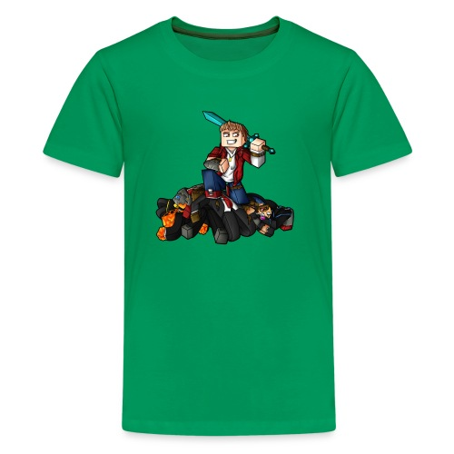 Hunger Games Song Kids T-Shirt - Kids' Premium T-Shirt