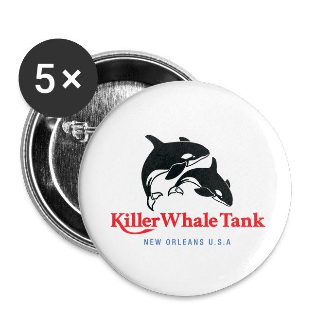 Killer Whale Tank Buttons (LG)