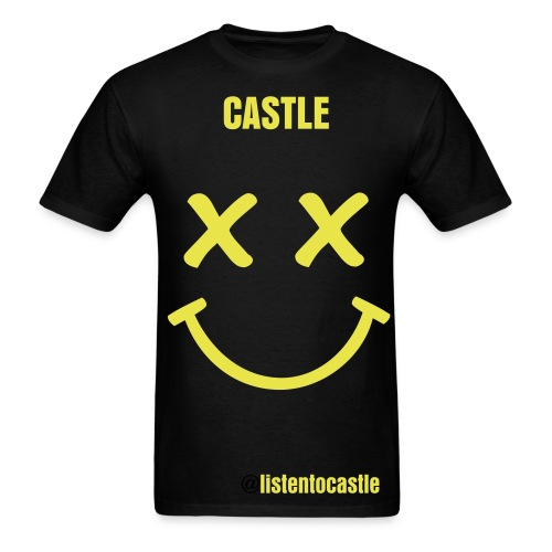 Official Castle T shirt - Mens - Men's T-Shirt