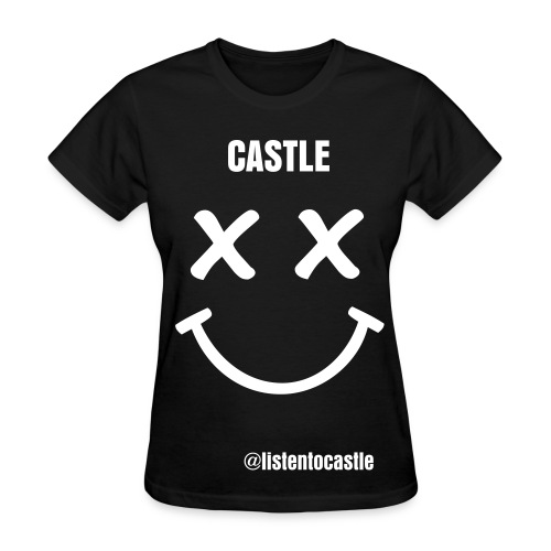 Official Castle T shirt - Womens - Women's T-Shirt