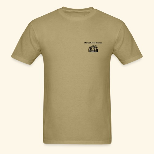 MS Food Services - Men's T-Shirt