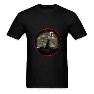 T-Shirts ~ Men's T-Shirt ~ King of Zombie Mountain!