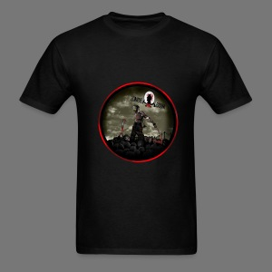 King of Zombie Mountain! - Men's T-Shirt
