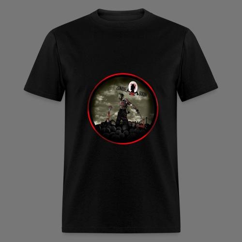 King of Zombie Mountain! - Men's T-Shirt