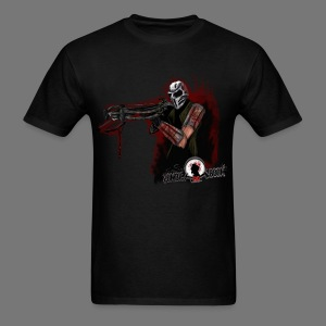 Chuck Crossbow for Black - Men's T-Shirt