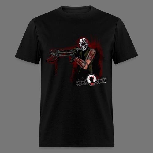 Chuck Crossbow for Black - Men's T-Shirt