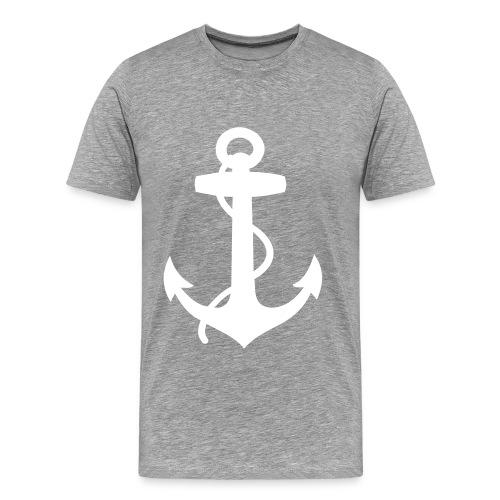 Anchor Shirt - Men's Premium T-Shirt