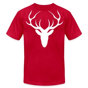 White Stag Top - Men's Fine Jersey T-Shirt