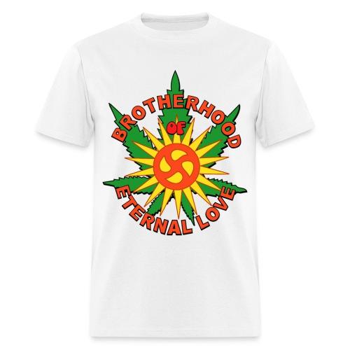 Brotherhood of Eternal Love Hippie Mafia - Men's T-Shirt