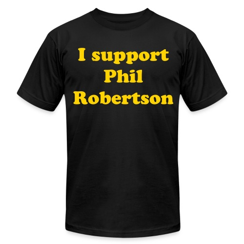 I Support Phil - Men's  Jersey T-Shirt