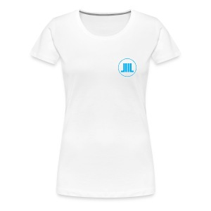 Women's BiblioBoard Reading Is Awesome T-shirt - Women's Premium T-Shirt