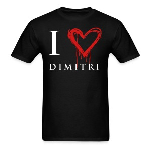 I heart Dimitri - Men's T-Shirt