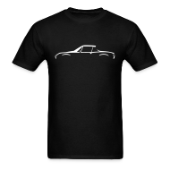 T-Shirts ~ Men's T-Shirt ~ Black beauty