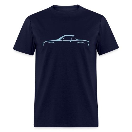 Blue Beauty - Men's T-Shirt