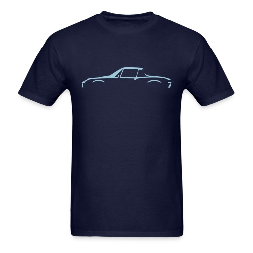 Blue Beauty - Men's T-Shirt