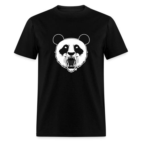 Angry Panda - Men's T-Shirt